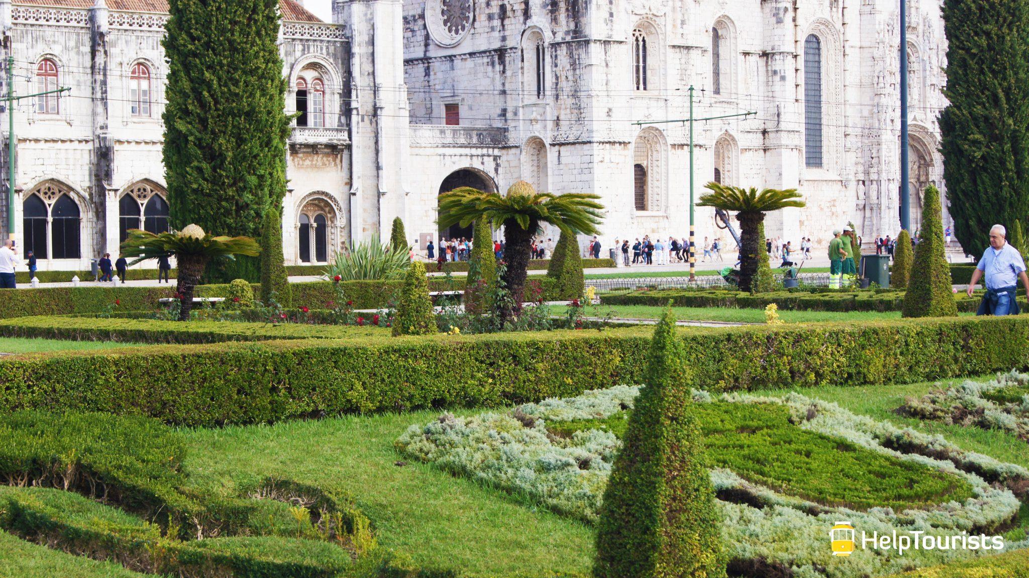 LISSABON_Mosteiro-do-Jeronimos_Park_l