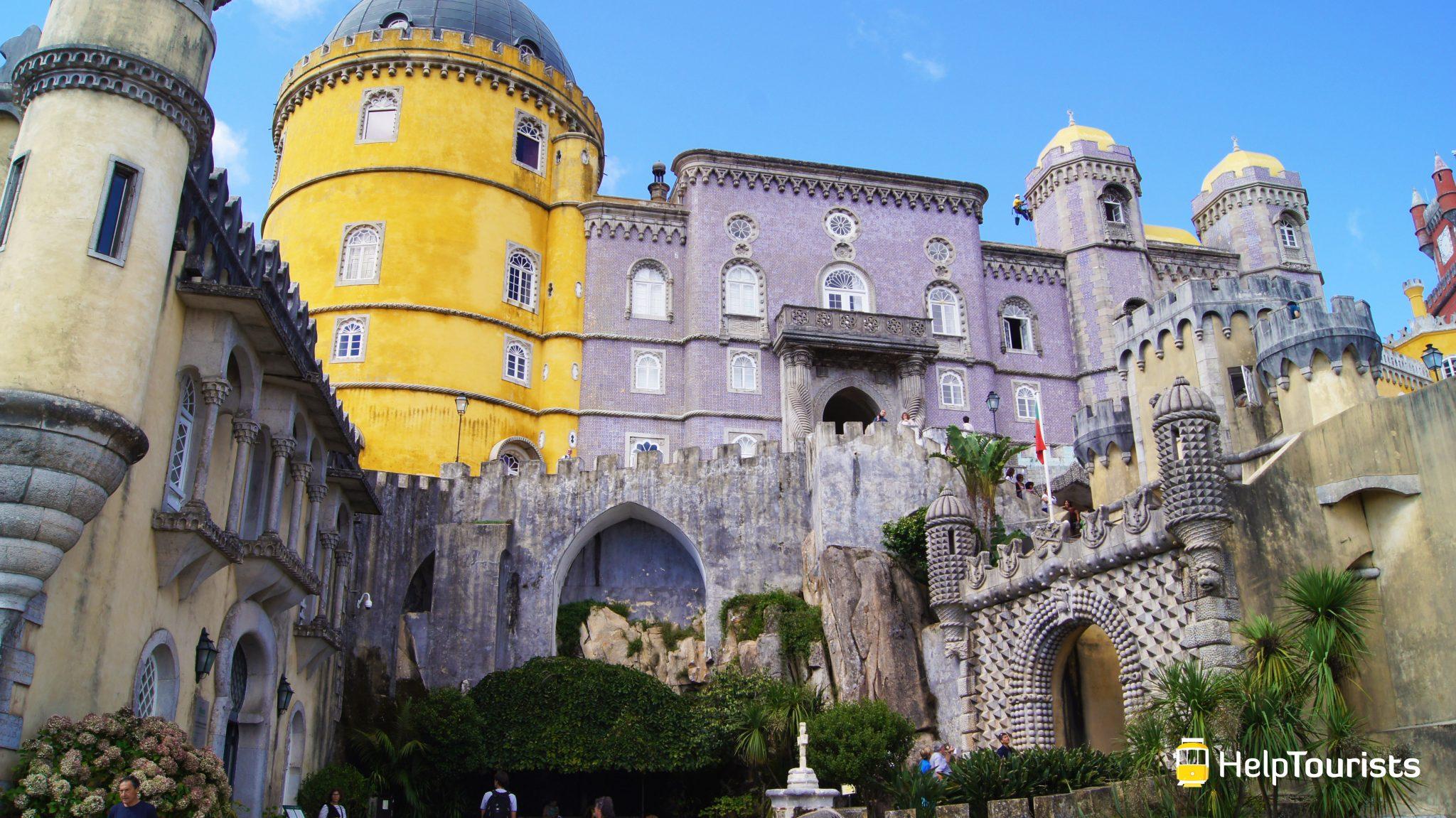 LISSABON_Palacio-Nacional-da-Pena_Sintra_Schloss_l