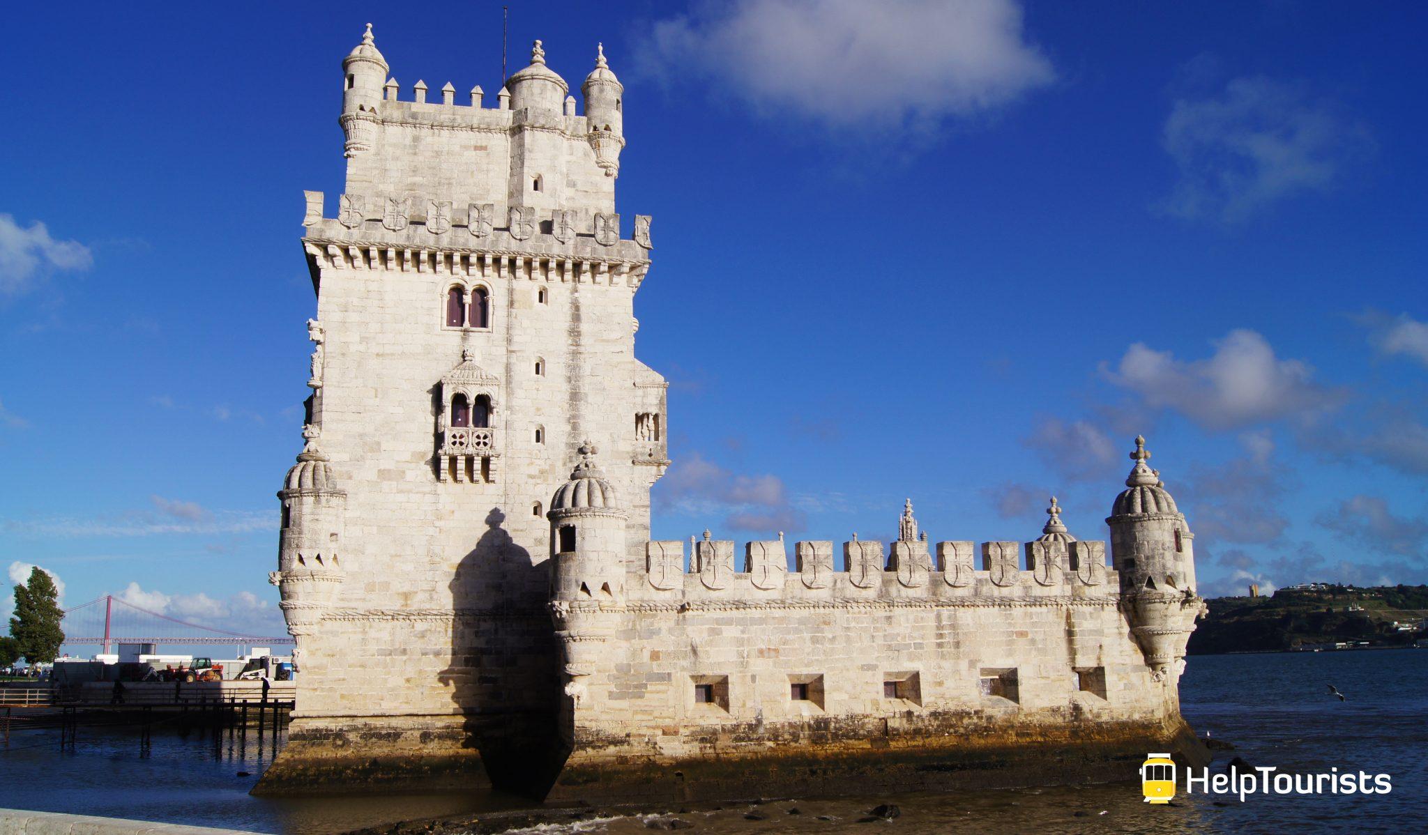 Lissabon Turm von Belém