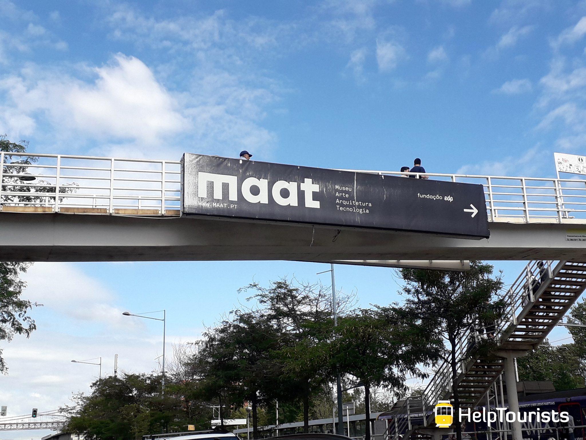 Lissabon maat_belem_Eingang