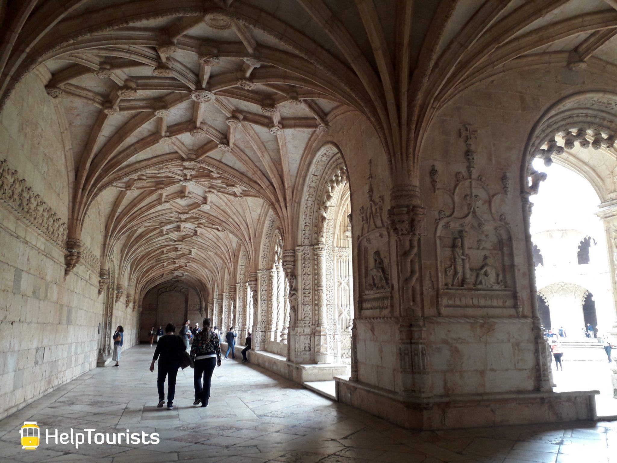Lissabon Kloster Belém