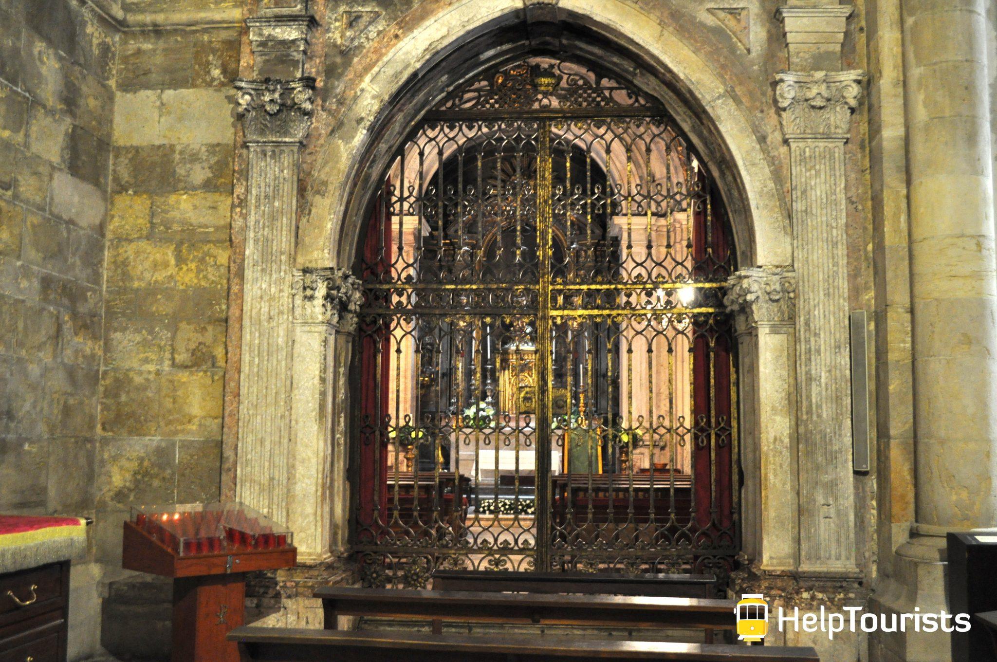 Lissabon Kathedrale Sé Besichtigung