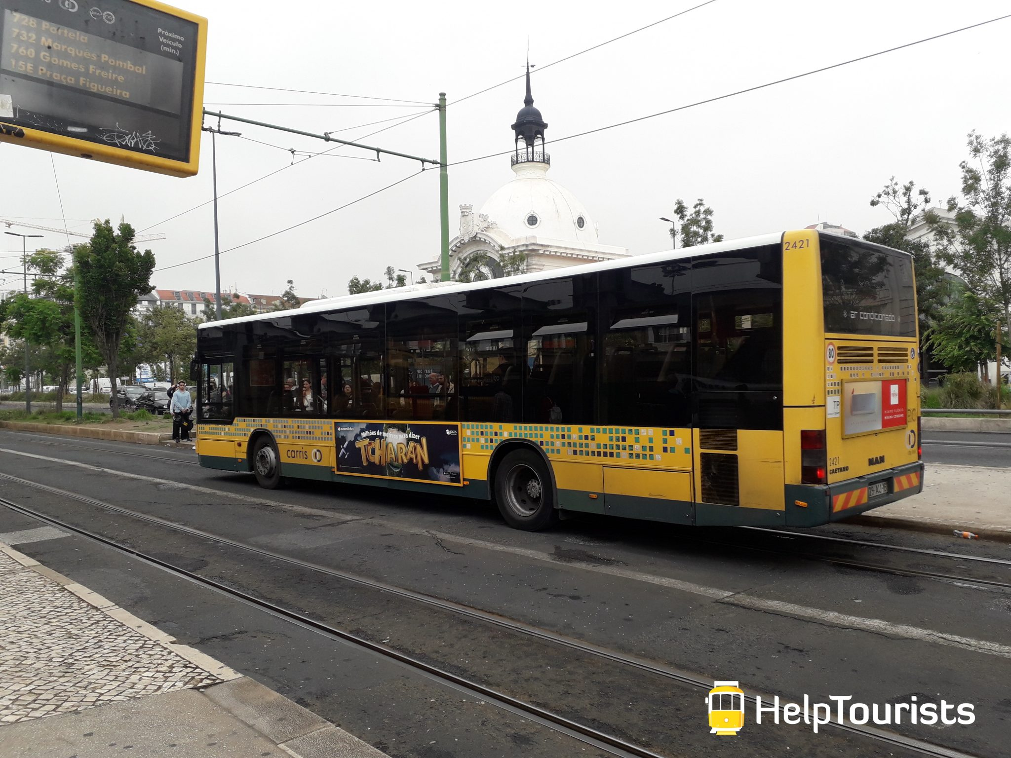 Lissabon Bus I