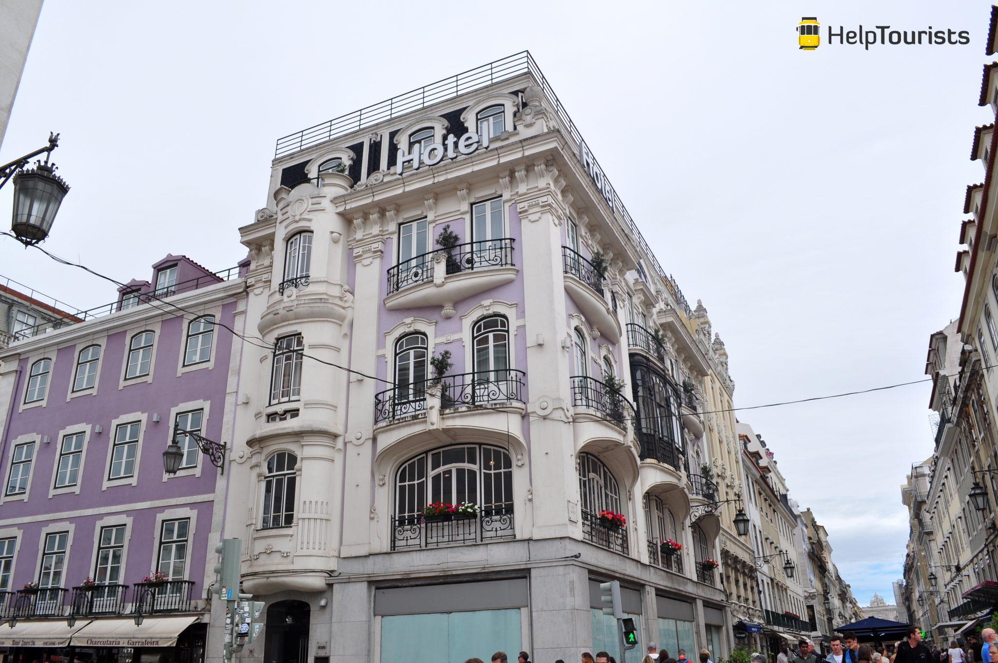 Lissabon Hotel Zentrum