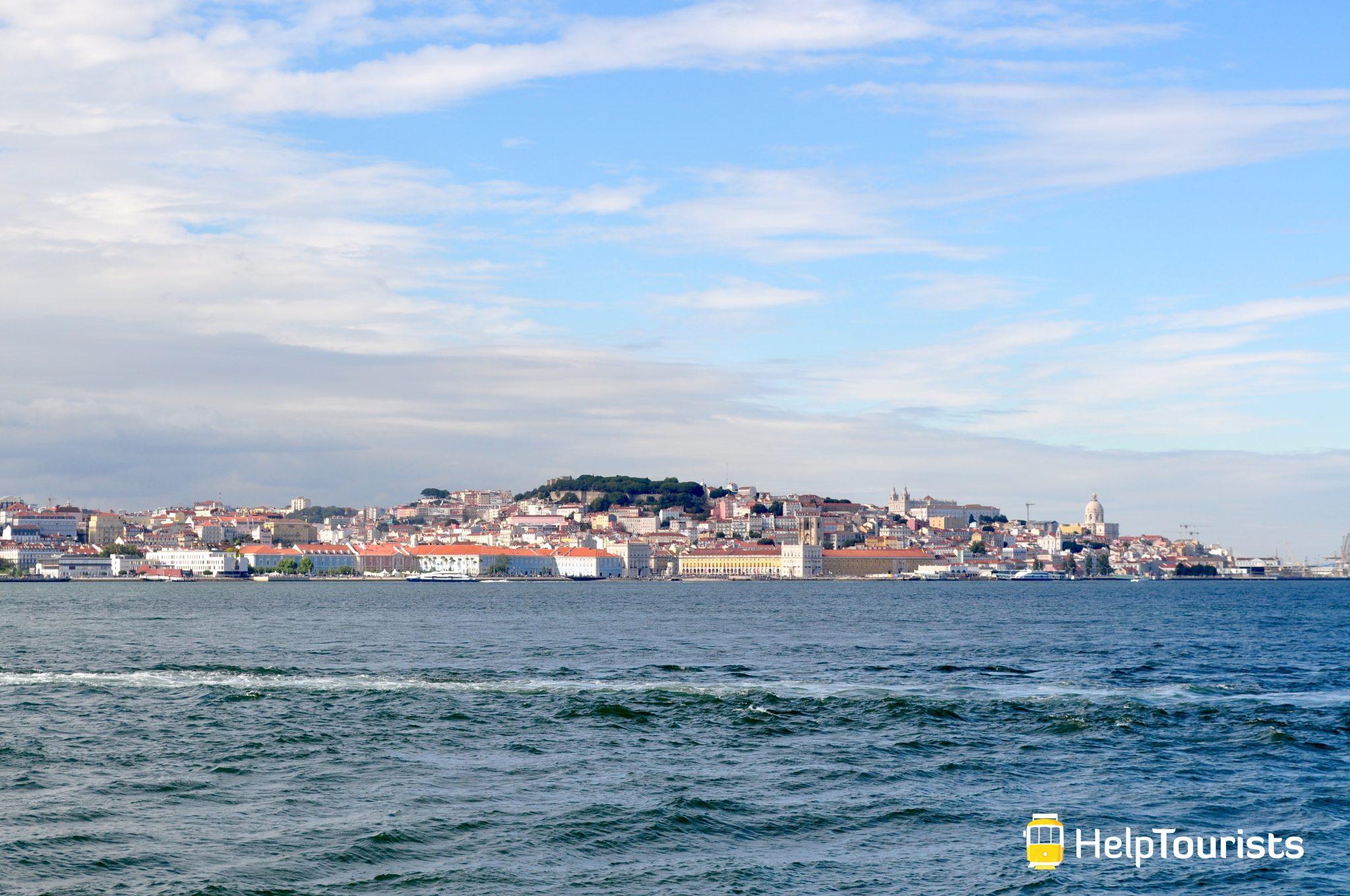 Lissabon Tejo