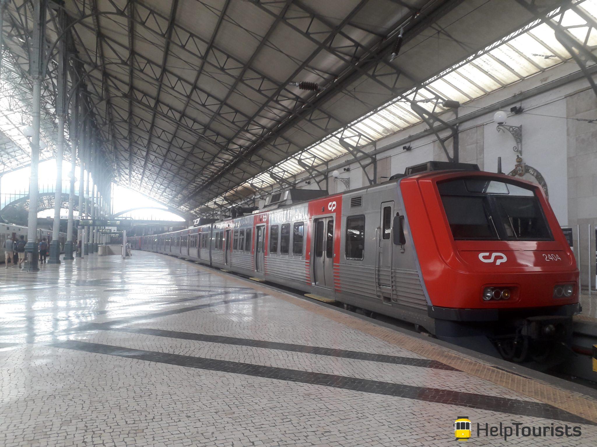 Lissabon Zug Sintra