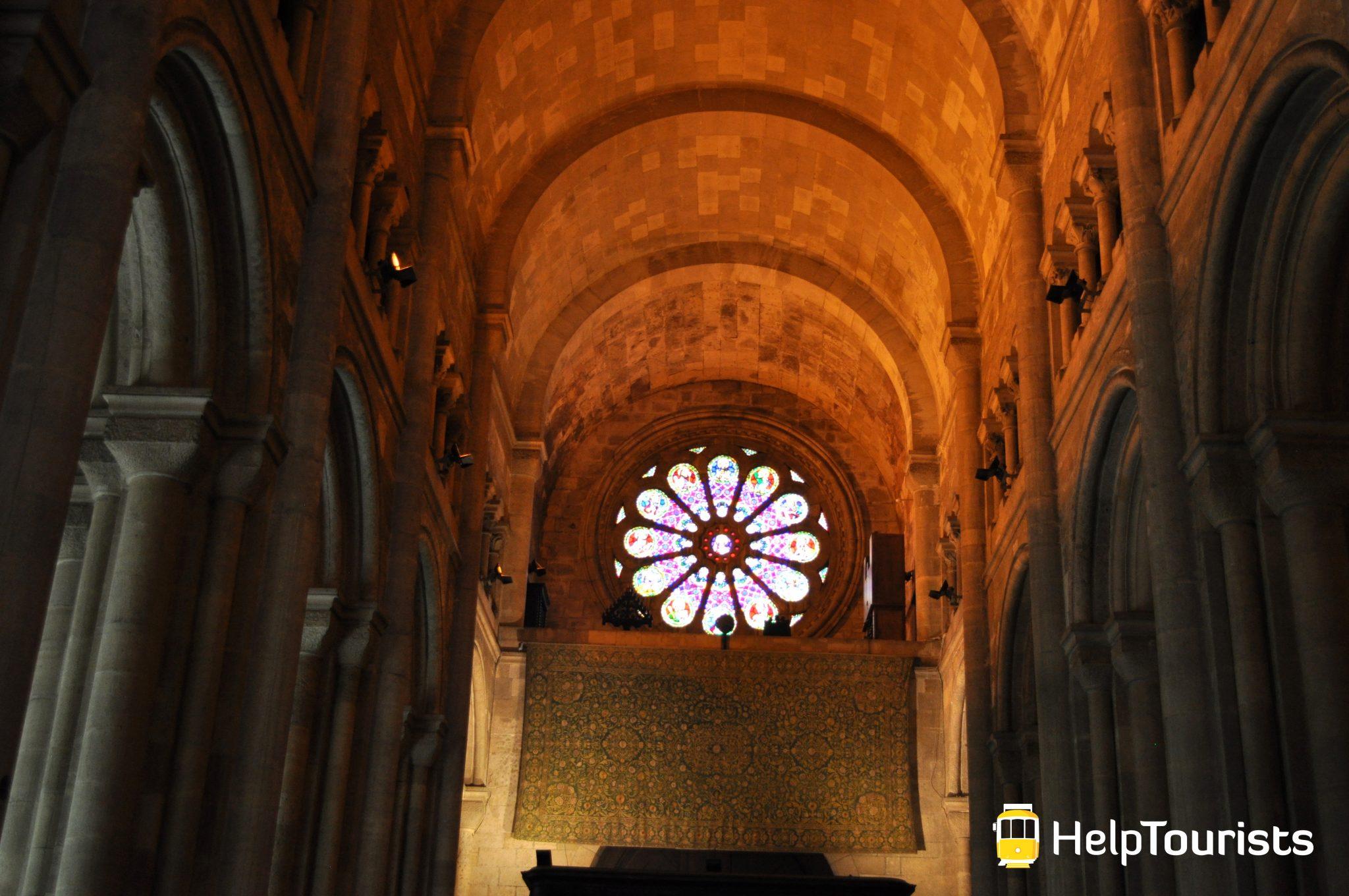Lissabon Kathedrale Sé