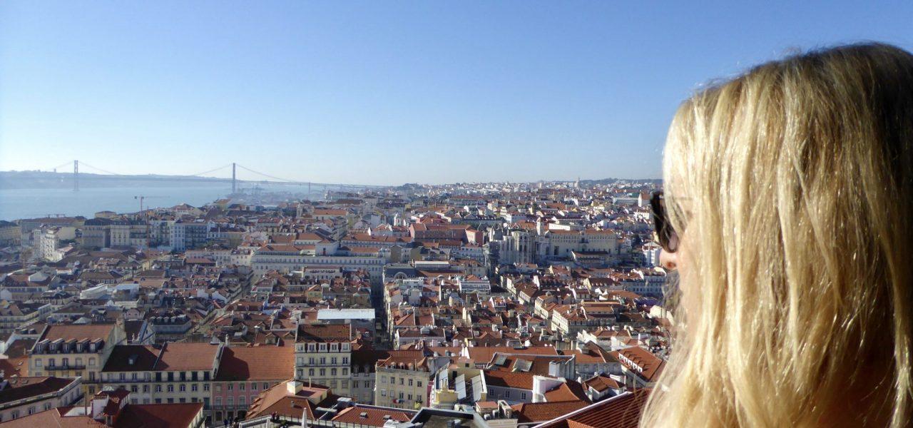 Lissabon Ausblick HelpTourists