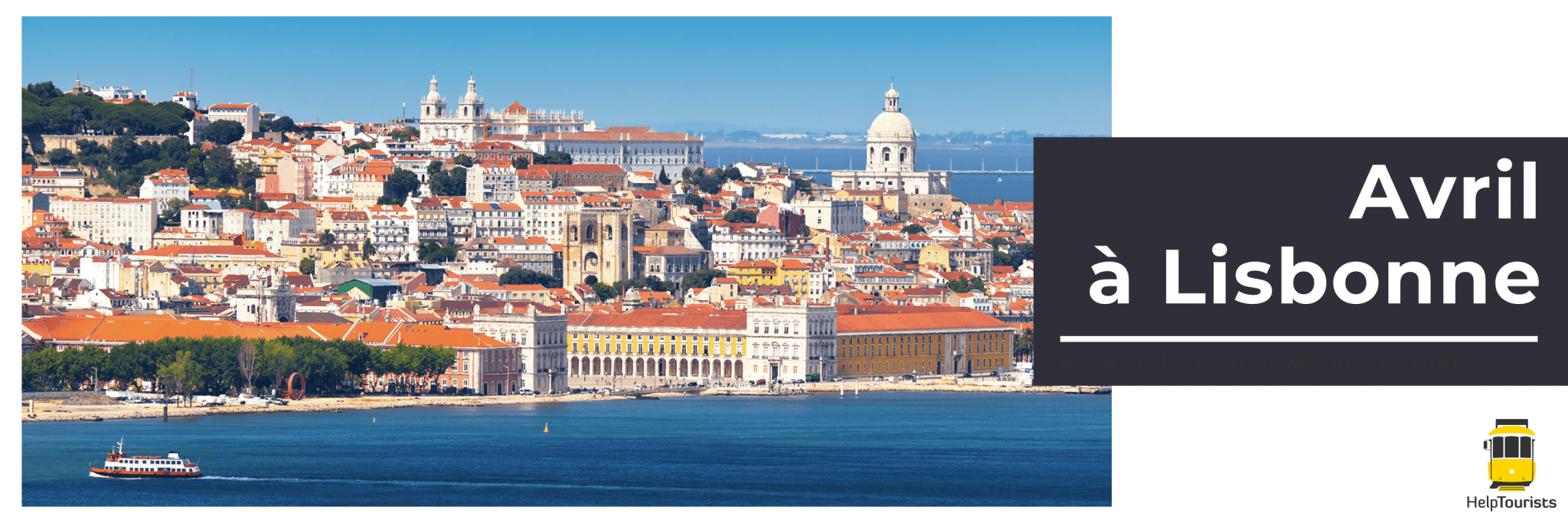 Avril à Lisbonne