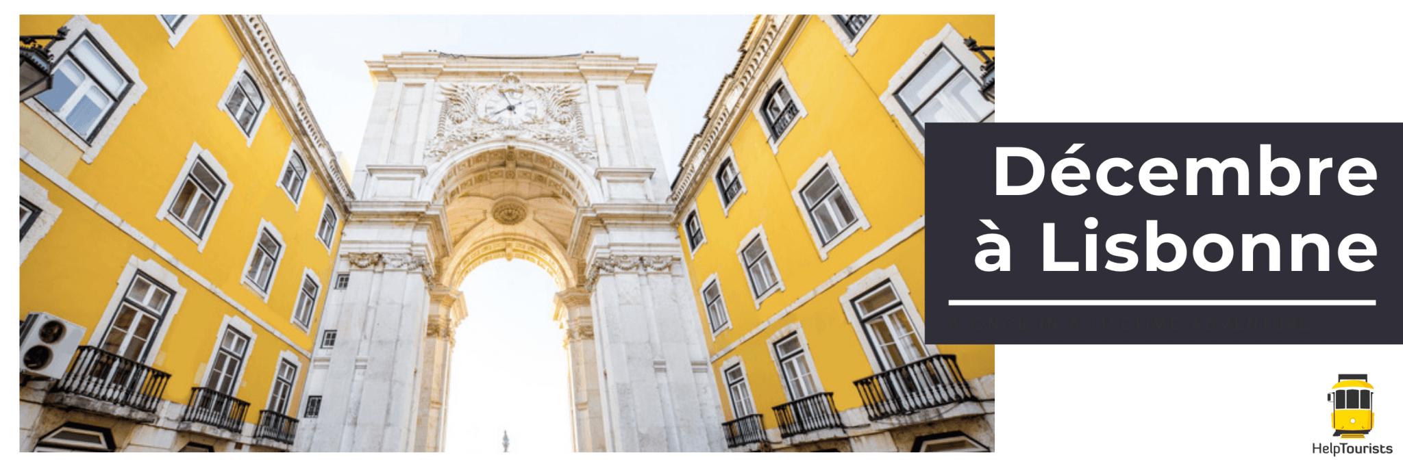 Décembre à Lisbonne