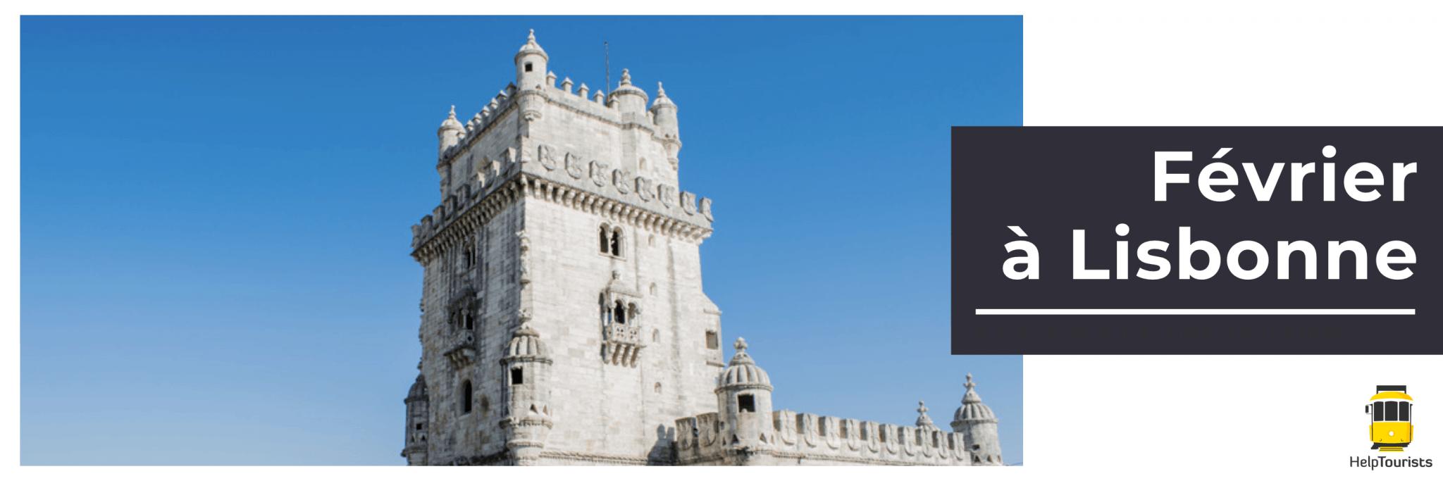 Février à Lisbonne