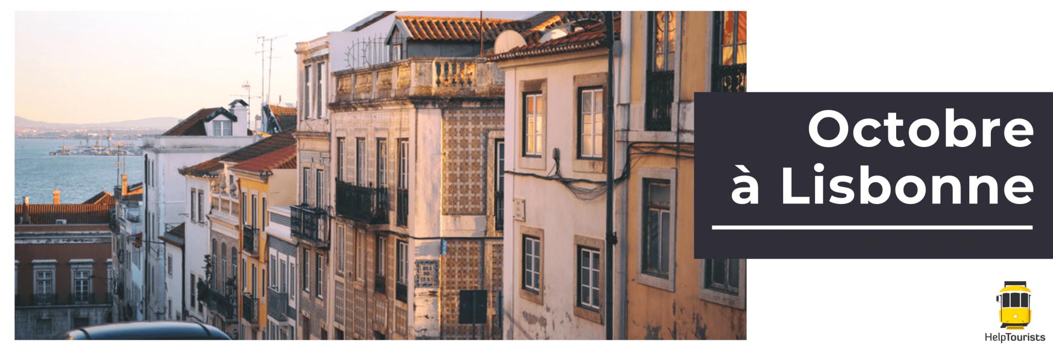 Octobre à Lisbonne