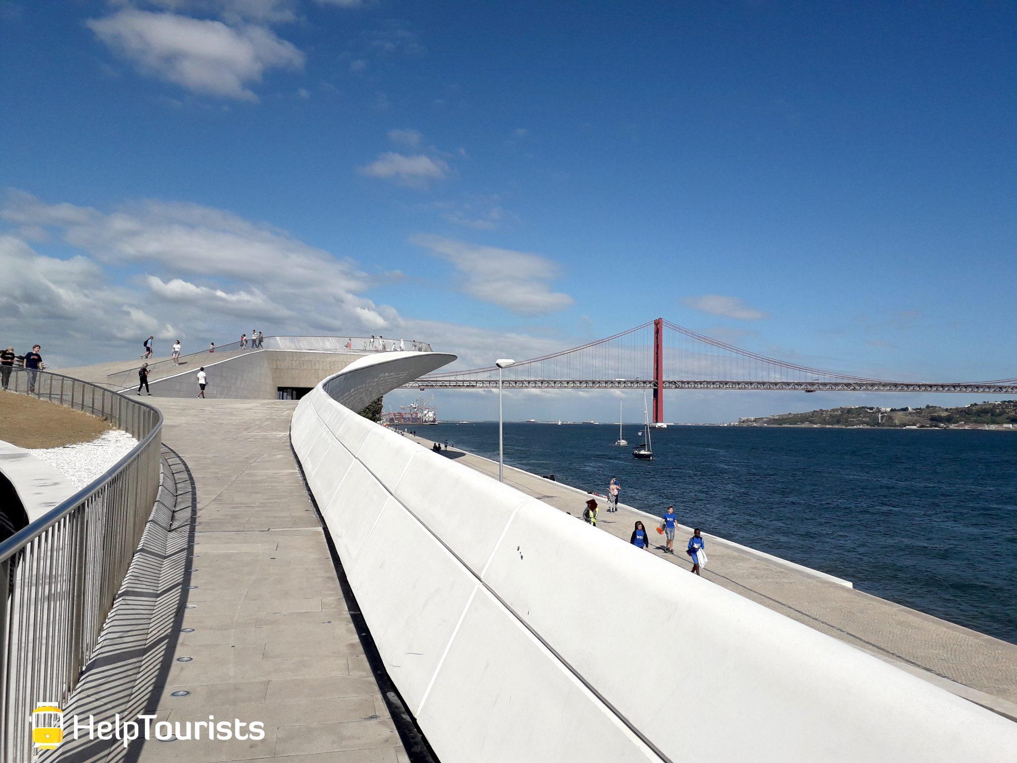 Lissabon belem maat_Zugang