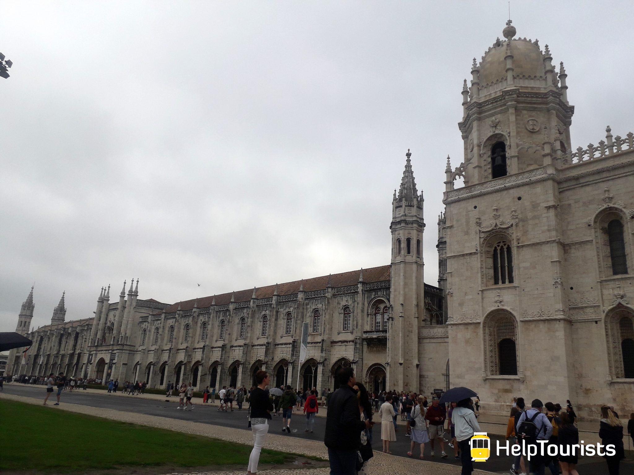 Lissabon Kloster Belem