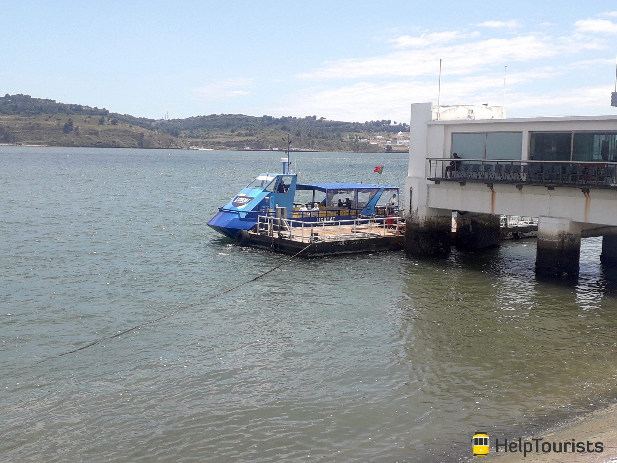 Lisbonne bateau