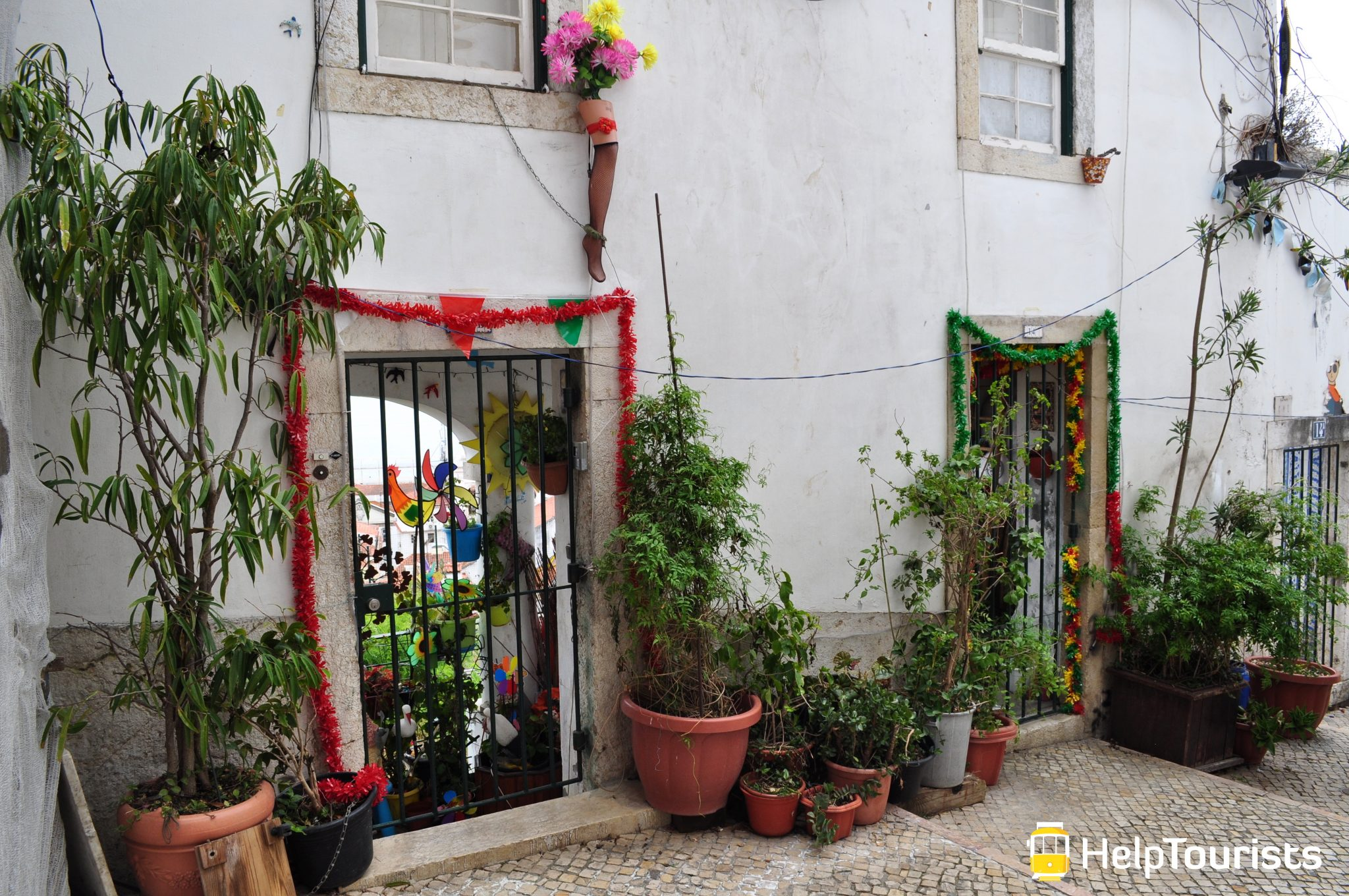 Lissabon Alfama Viertel
