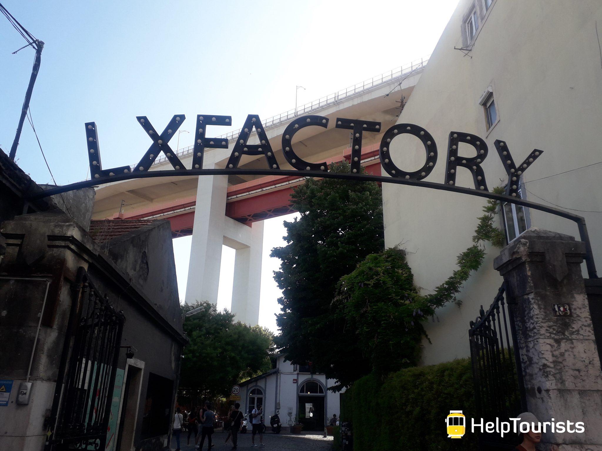 Lissabon lx factory belem_