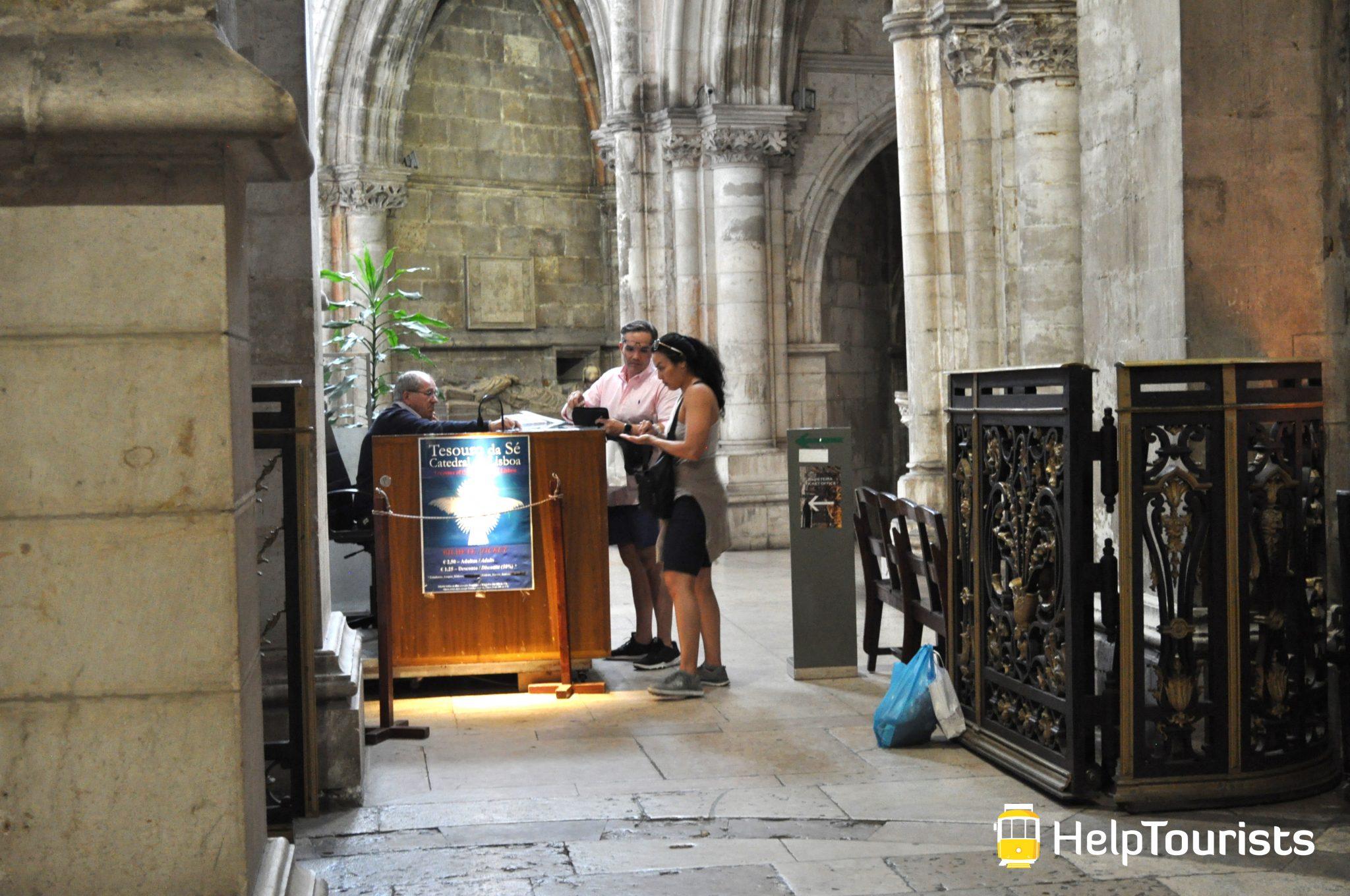 Lissabon Kathedrale Sé Eintritt