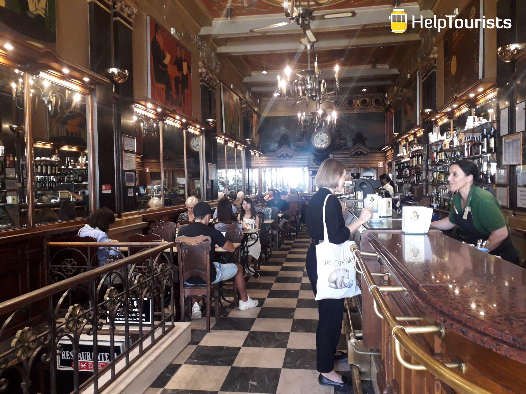Lissabon Brasileira bar