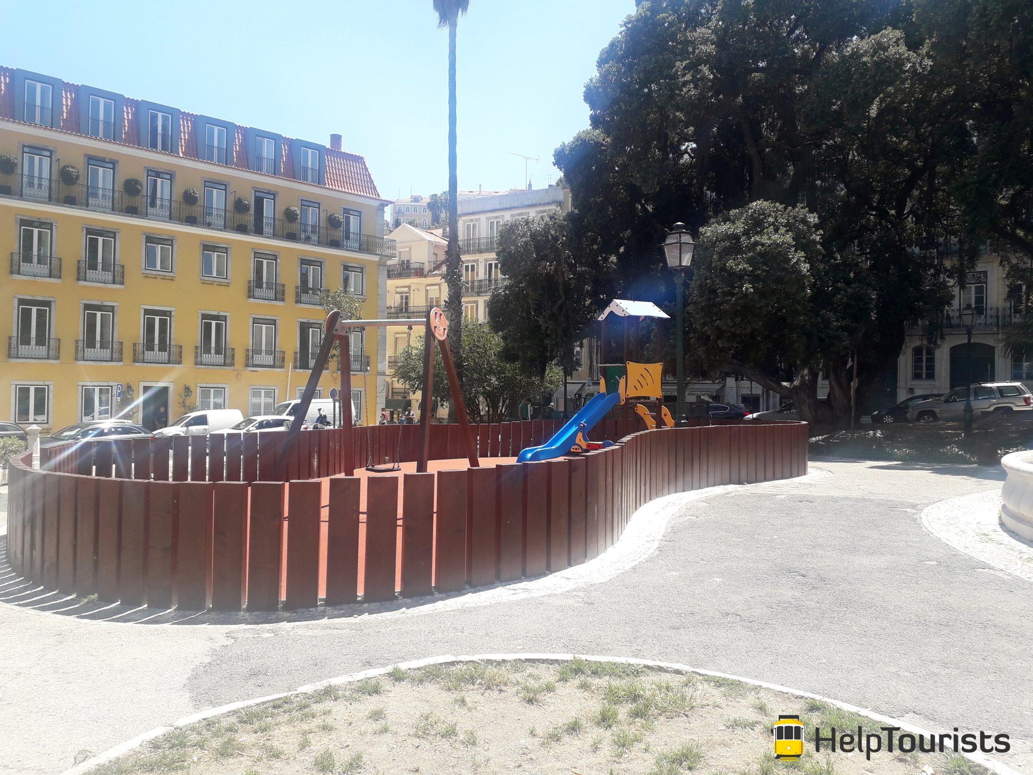 Lisbonne activités famille jeu