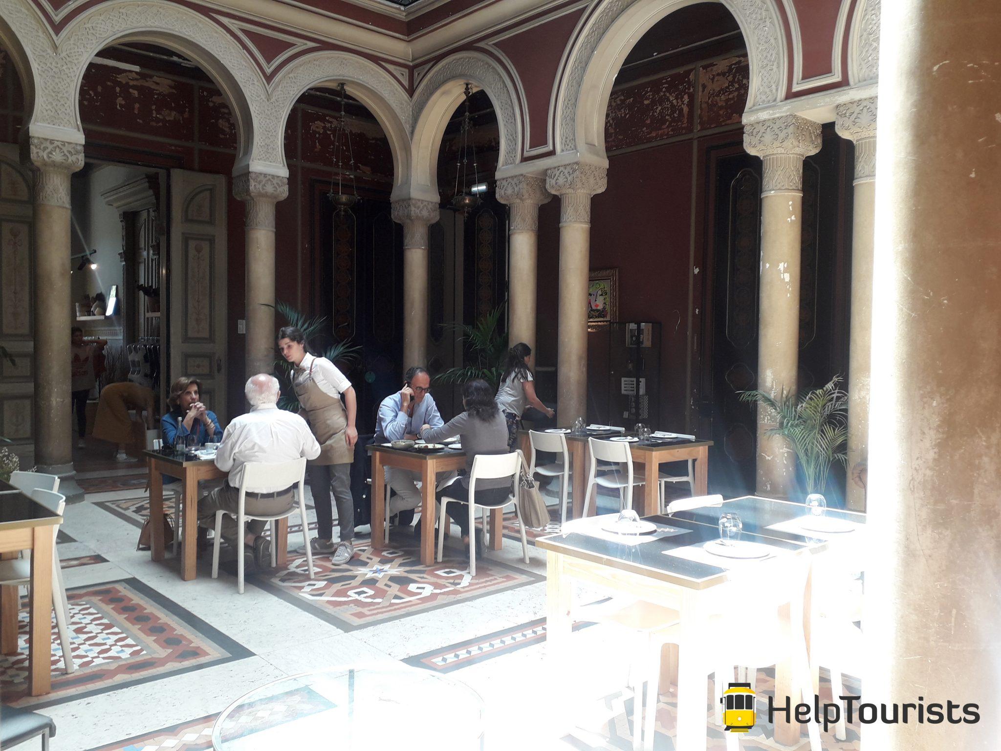 Lisbonne centre commercial Restaurant Shopping I