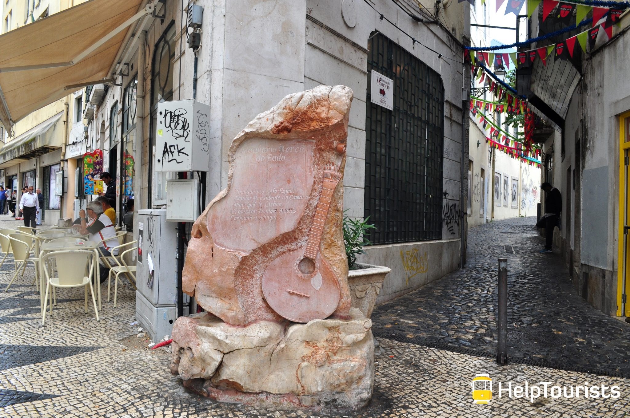 Lissabon Fado Musik