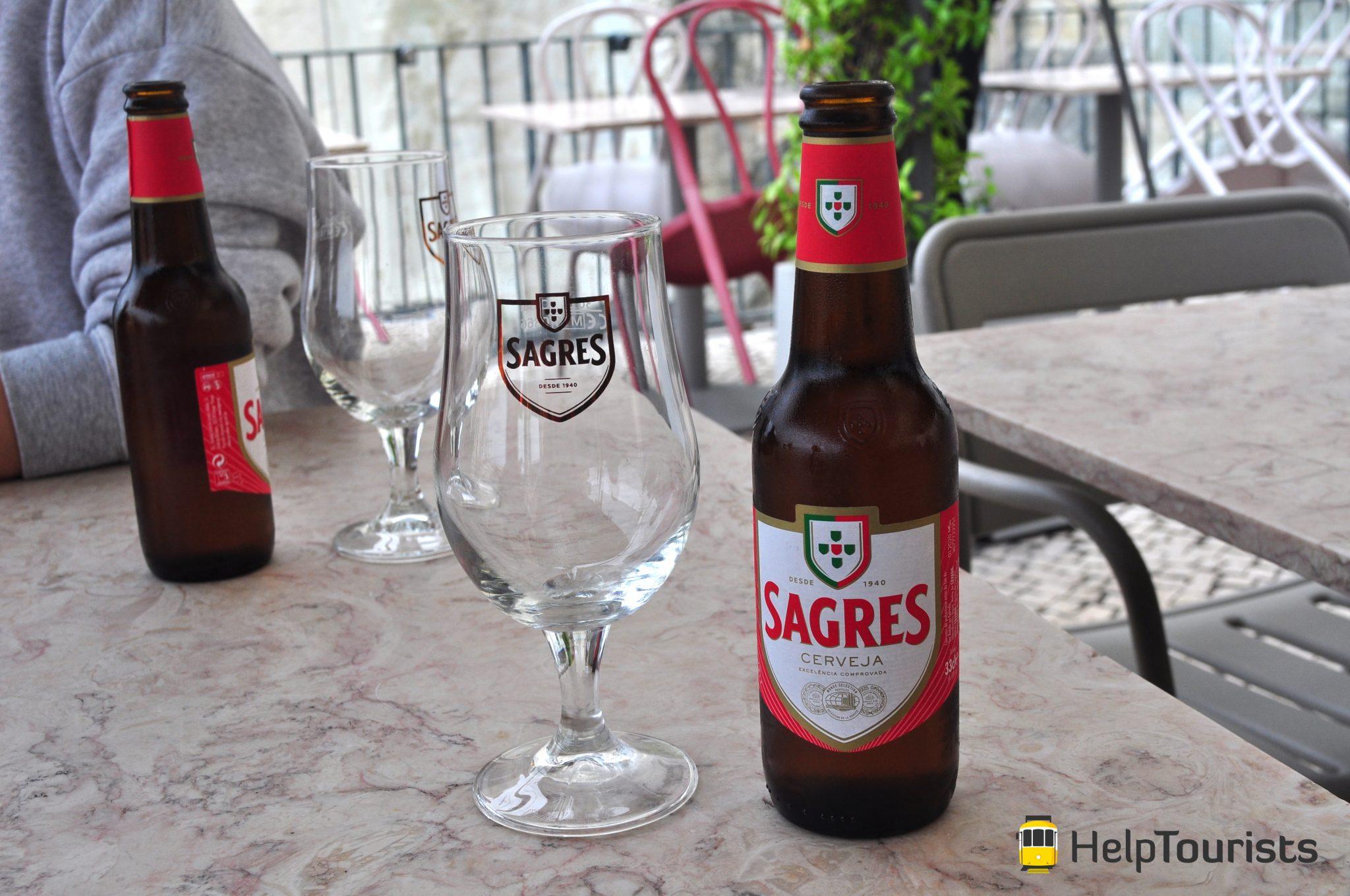 Lissabon Food Tour Stadtführung Bier