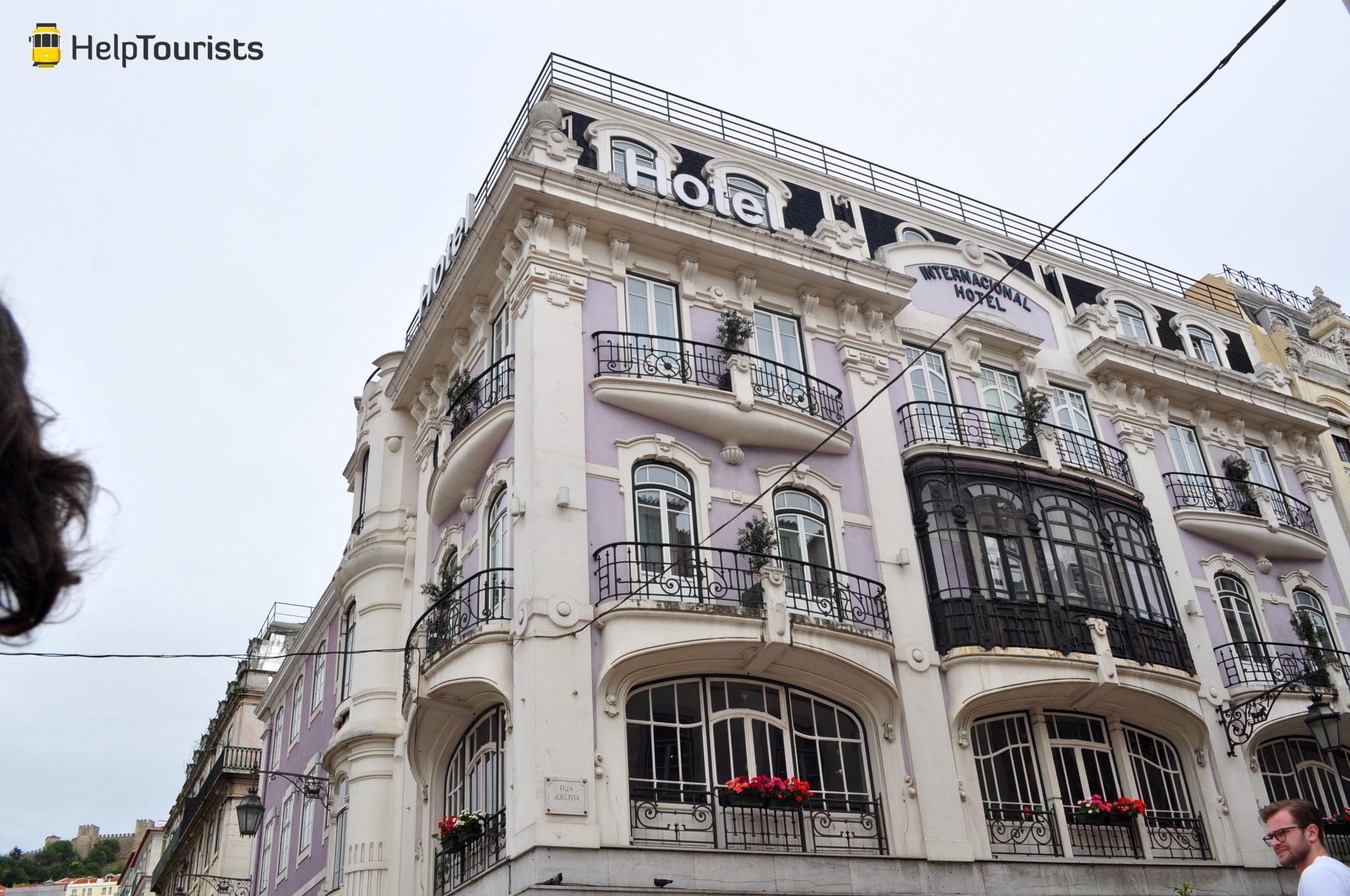 Lissabon Zentrum Hotel