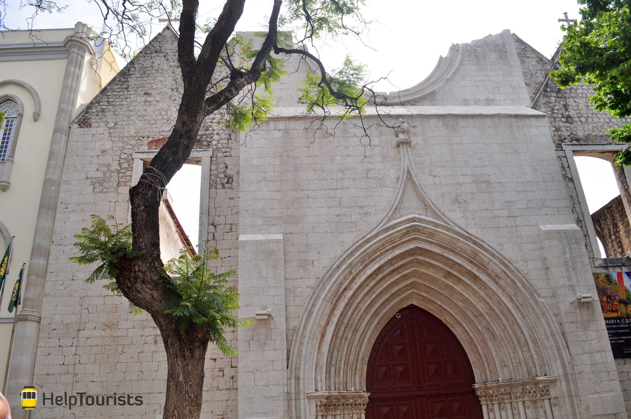 Lissabon Convento do Carmo