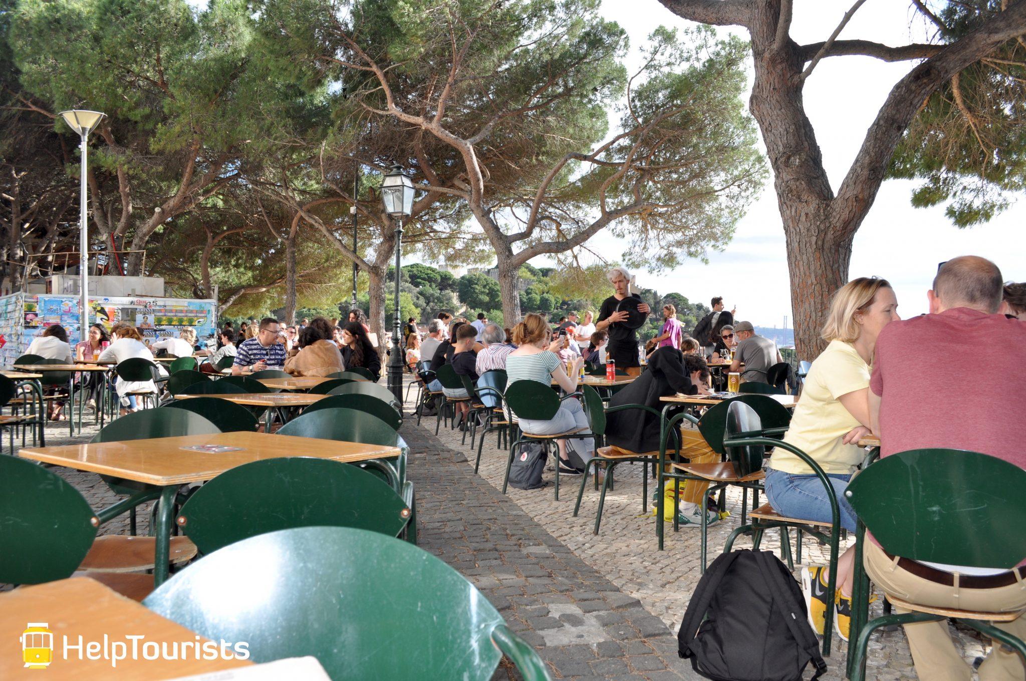 Lissabon Viertel Restaurant