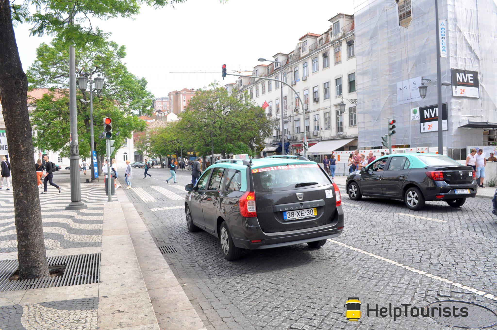Lissabon Taxi