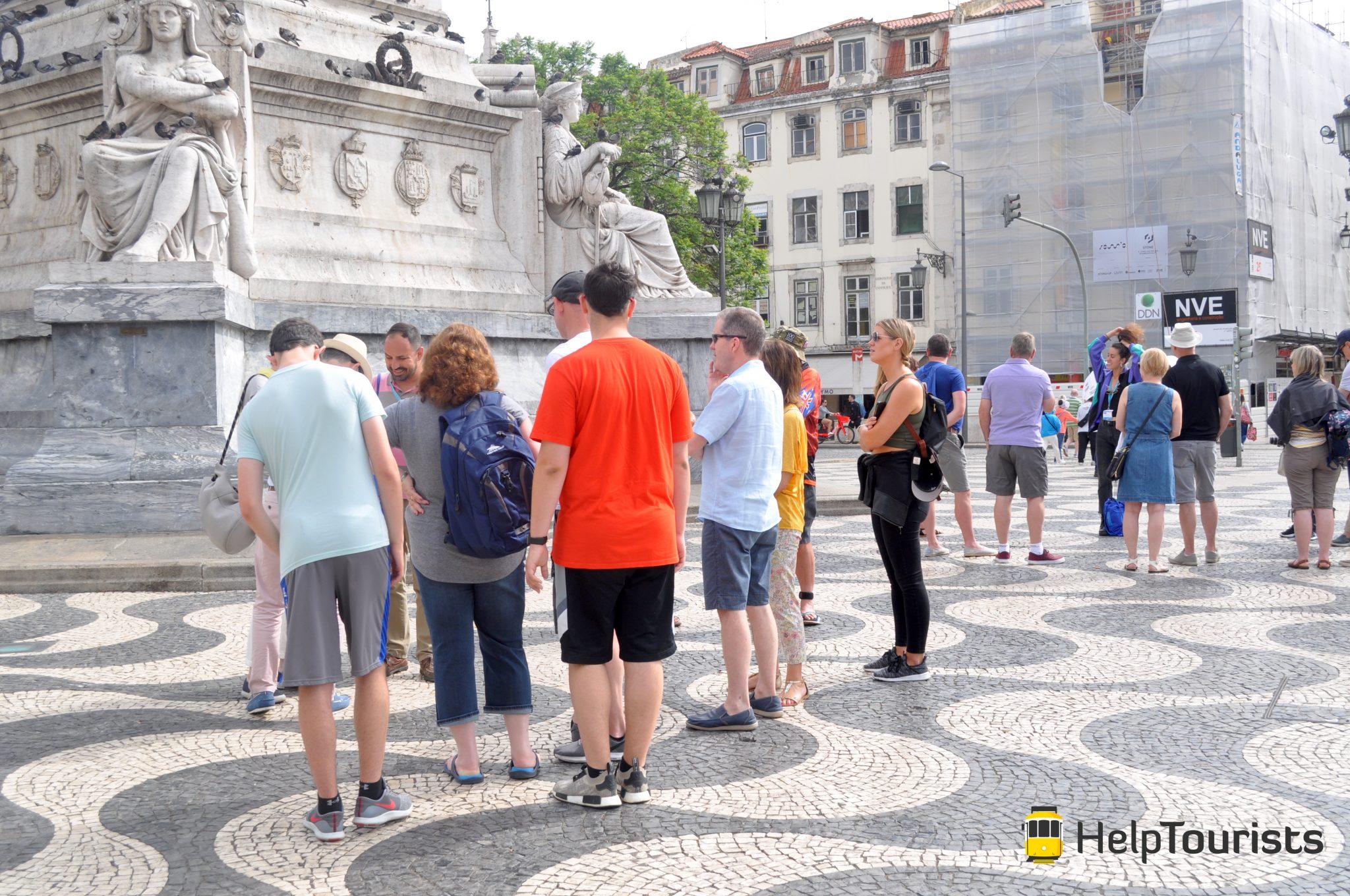 Lissabon Stadtführung zu Fuß