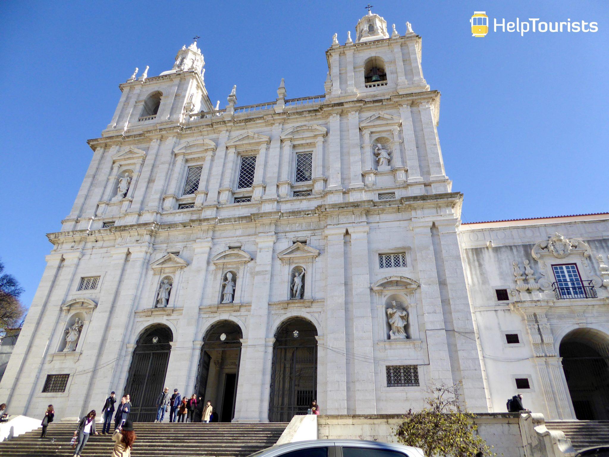Lissabon Basilika Estrela