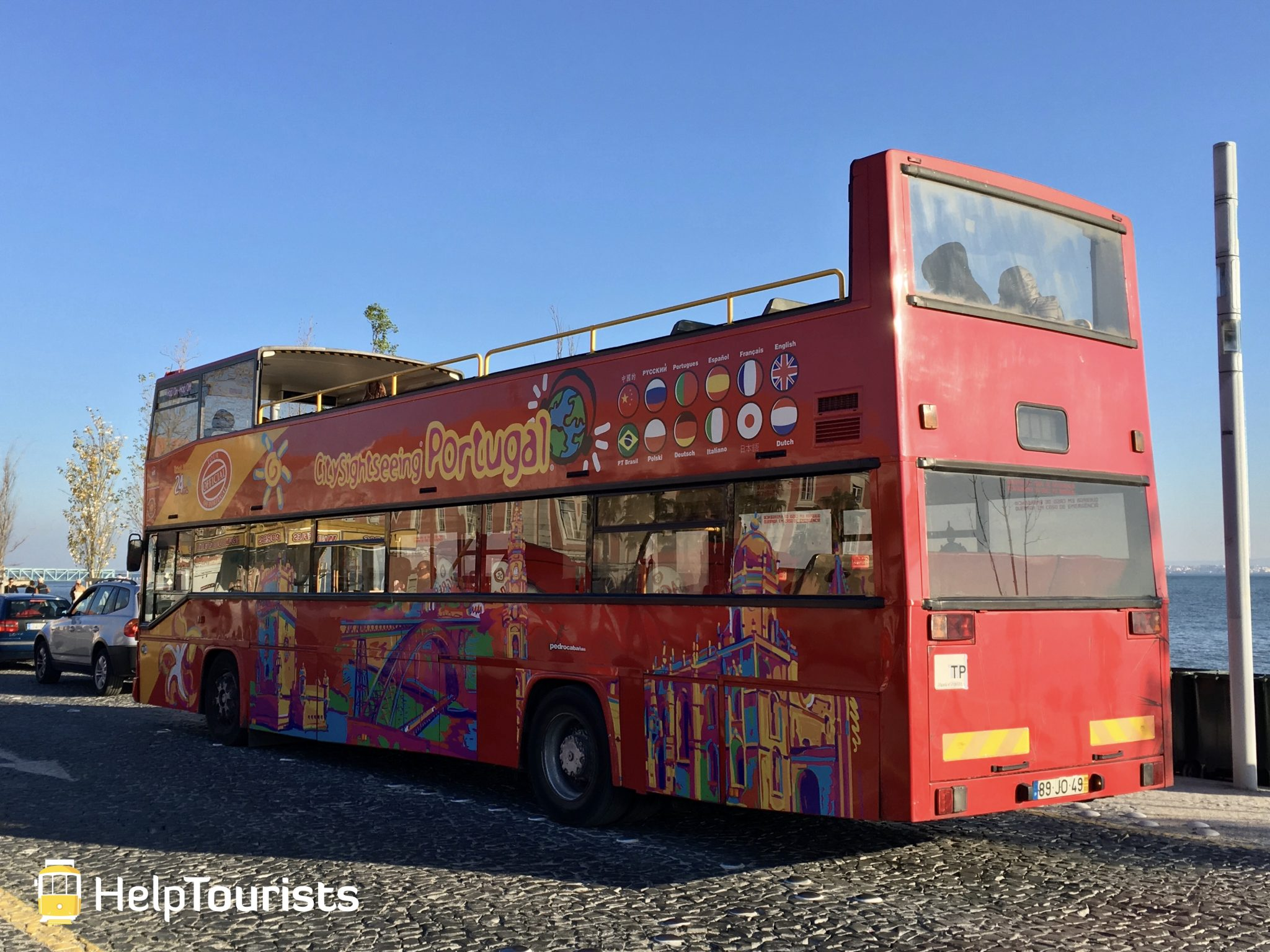 Lisbonne Sightseeing visite Bus