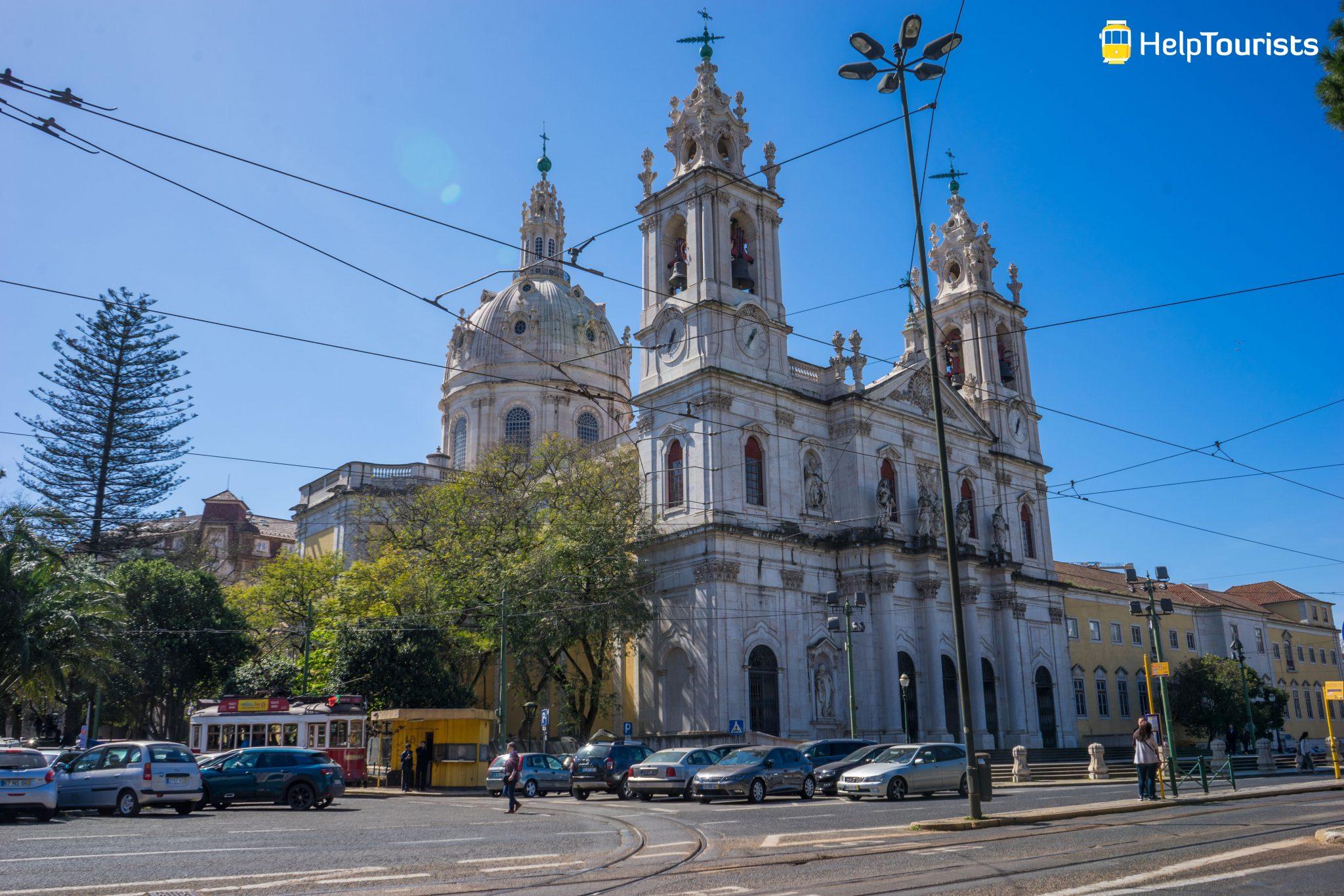 Lissabon_Basilica-da-Estrela_02