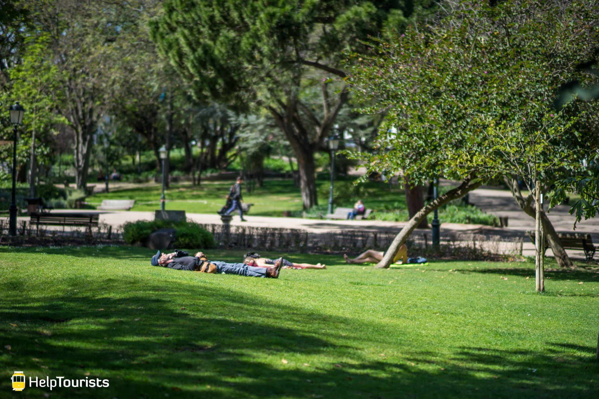 Lissabon_Jardim-da-Estrela_Sonnen