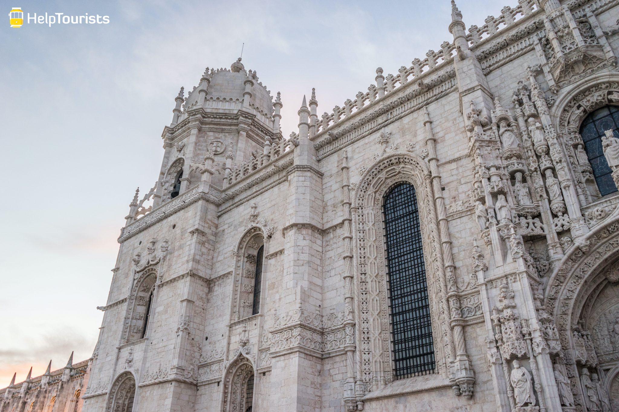 Lissabon_Mosteiro-dos-Jeronimos_Igreja-Santa-Maria-de-Belem