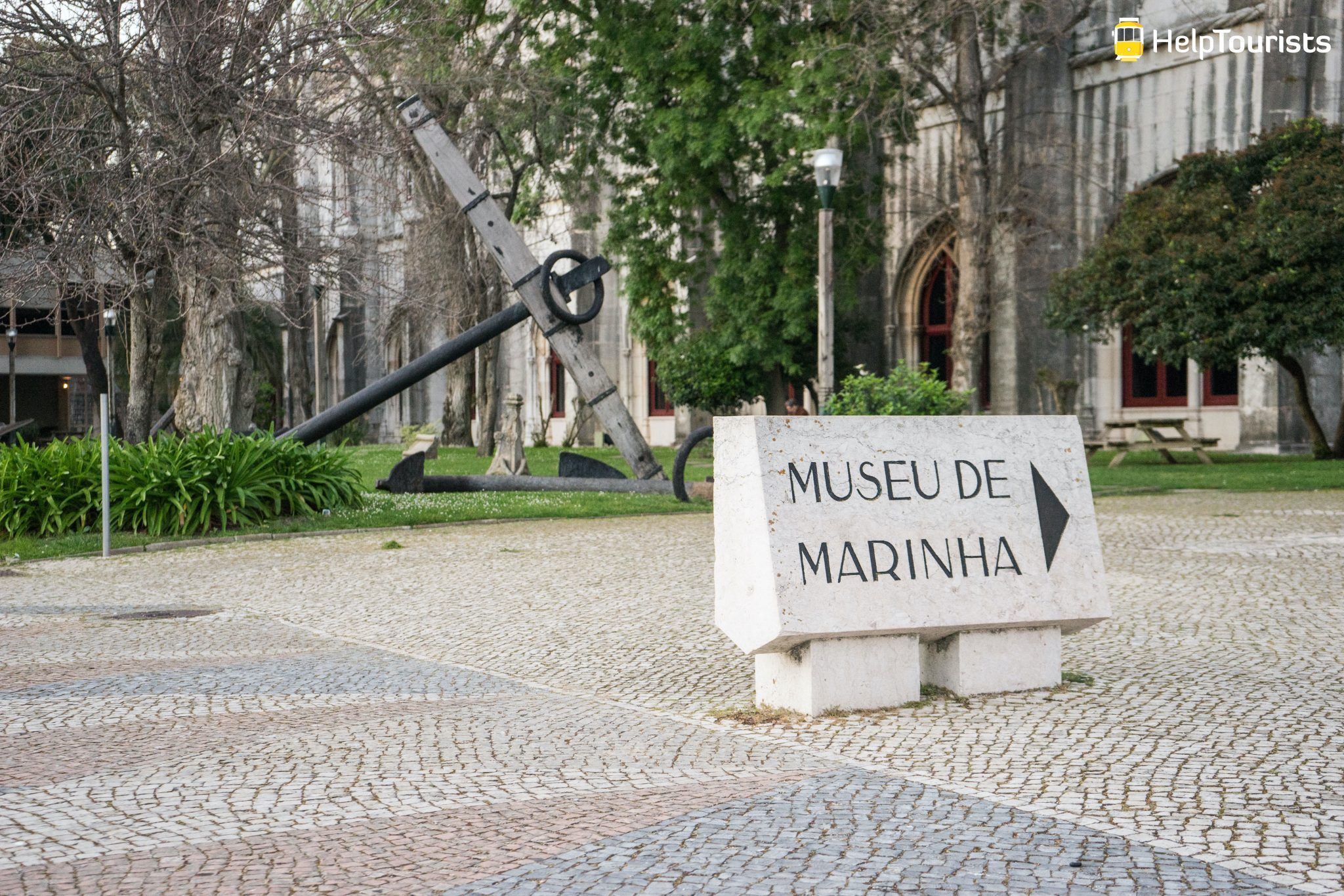 Lissabon_Museu-de-Marinha_Schild